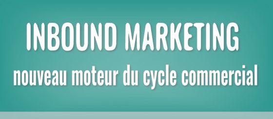 Inbound marketing, nouveau moteur du cycle commercial