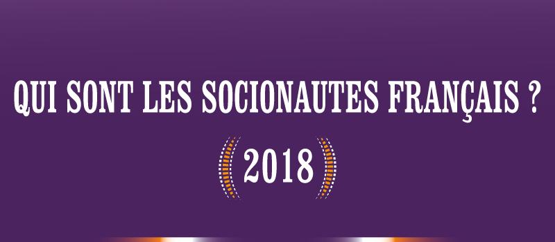 Portrait robot du socionaute français en 2018