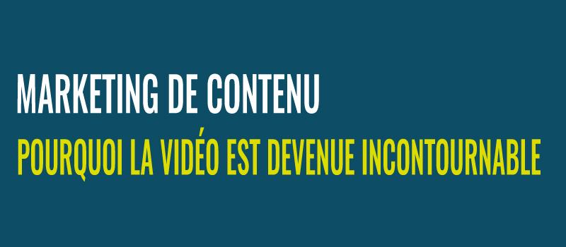Marketing de contenu : pourquoi la vidéo est devenue incontournable - LK CONSEIL